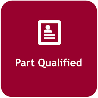 s-Part Qualified