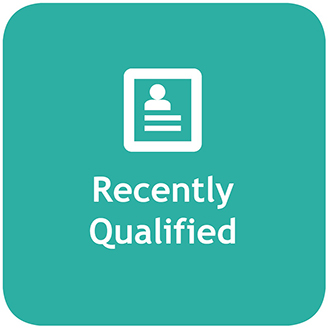 s-Recently qualified